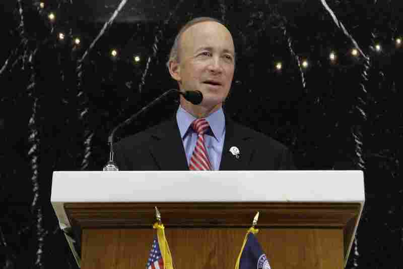 Mitch Daniels, Indiana GovernorPresident Bush's former budget director is admired among conservatives for taking tough stance against spending in Indiana.