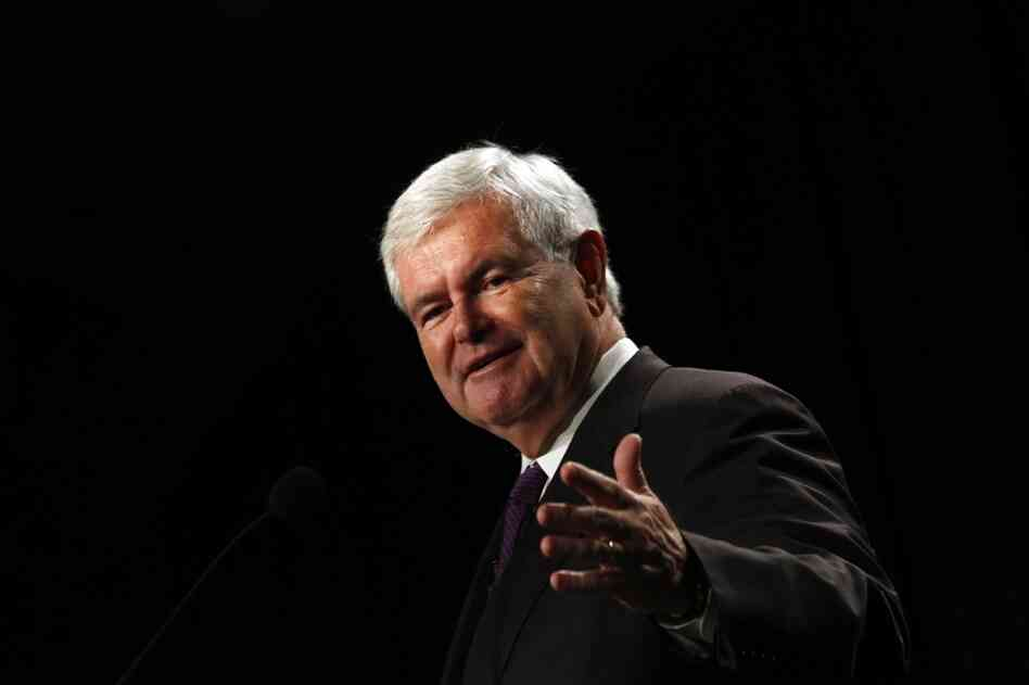Newt Gingrich, Former House SpeakerGingrich, always combative, has stepped up his rhetoric attacking Obama in recent weeks.