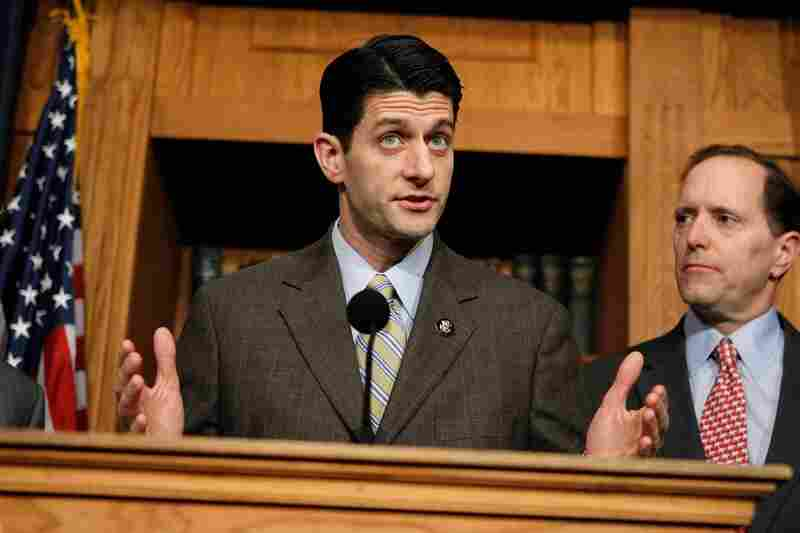 Paul Ryan, Wisconsin CongressmanThe top Republican on the House Budget Committee has spent months promoting a plan to cut entitlements and other spending.
