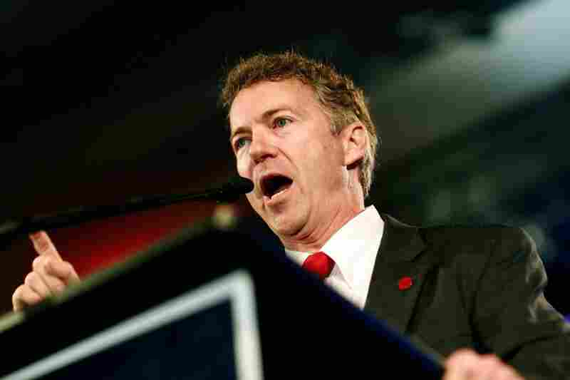 Tea Party-supported Republican Rand Paul defeated Democrat Jack Conway in Kentucky's Senate race.