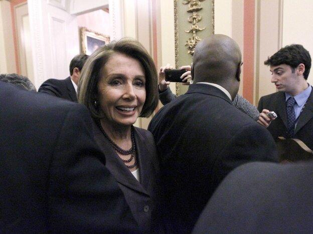 Nancy Pelosi Nov 3 2010