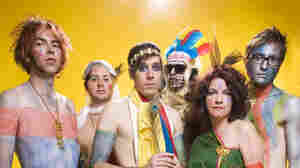 Of Montreal: Big On Hooks And Laughs