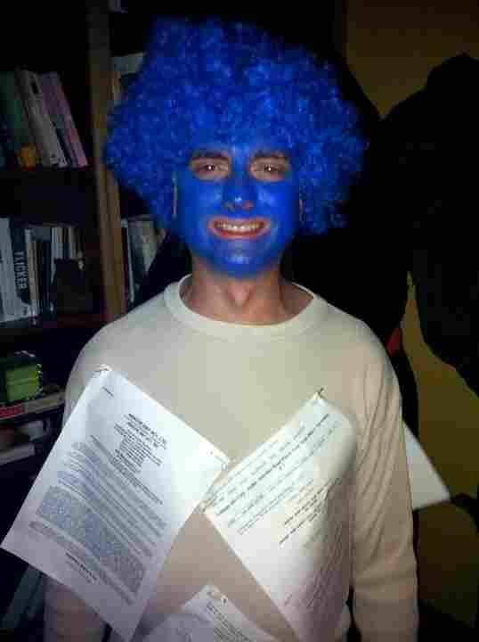 Toxie costume
