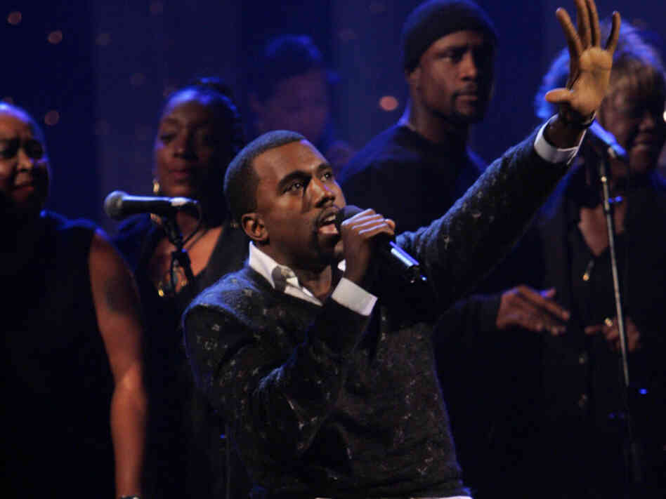 The night he got on President Bush's bad side, Kanye West performed on Shelter from the Storm