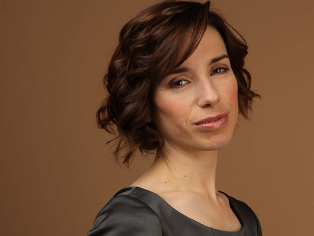<strong>Women With Pluck:</strong> Sally Hawkins is used to playing strong women in film. In 2008, she won a Golden Globe for her performance as an optimistic teacher in Mike Leigh's <em>Happy-Go-Lucky.</em>