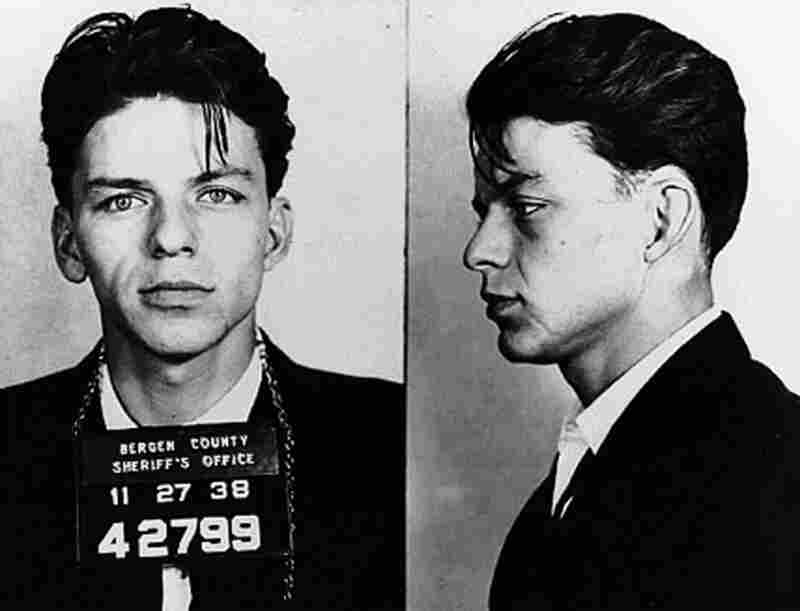 The iconic mug shot.Michael Ochs Archives/Getty images