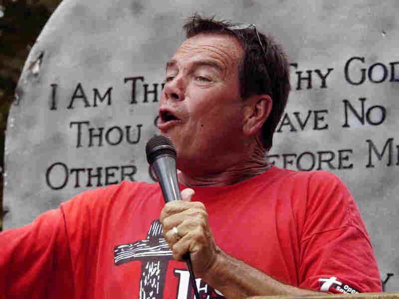 Anti-abortion activist Flip Benham