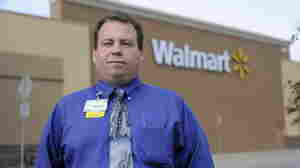 Among Benefits For  Walmart Workers: A Degree