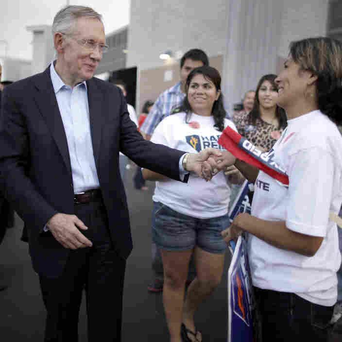 Latinos May Have Saved Senate For Democrats