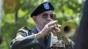 Bugler, 92, Still Answers Call For Taps