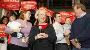 Patty Murray Hangs On In Washington State