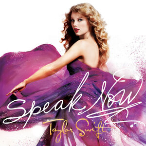 'Speak Now' by Taylor Swift