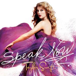 'Speak Now' by Taylor Swift