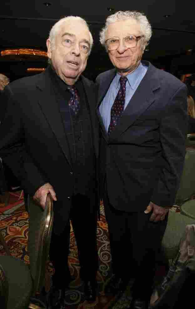 Jerry Bock and Sheldon Harnick