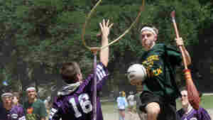 A Muggle's Dream: Quidditch As A NCAA Sport