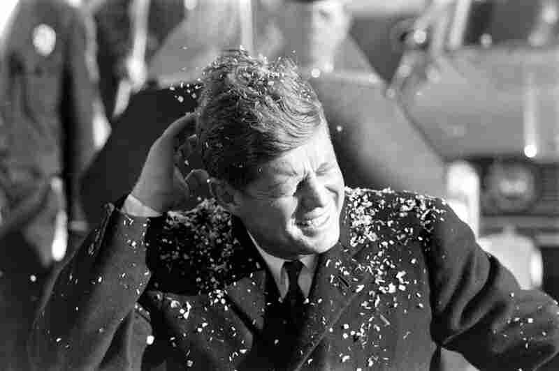 John F. Kennedy campaigning in Illinois in 1960. Kennedy had certain undeniable advantages: His age, his looks, his war stories and his charisma.