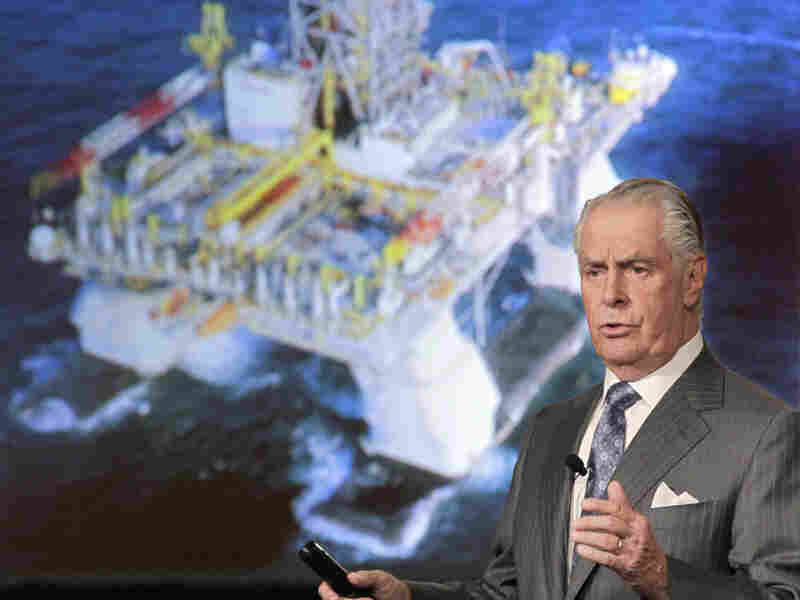 Fred Bartlit Jr., chief investigator of the National Commission on BP Deepwater Horizon oil spill