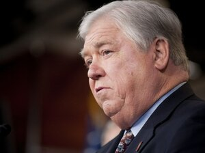 Mississippi Gov. Haley Barbour, R.