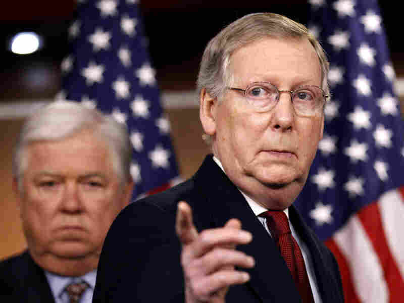 Mitch McConnell, Haley Barbour