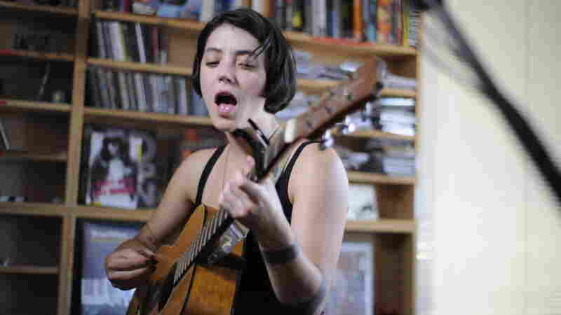 Sharon Van Etten: Tiny Desk Concert