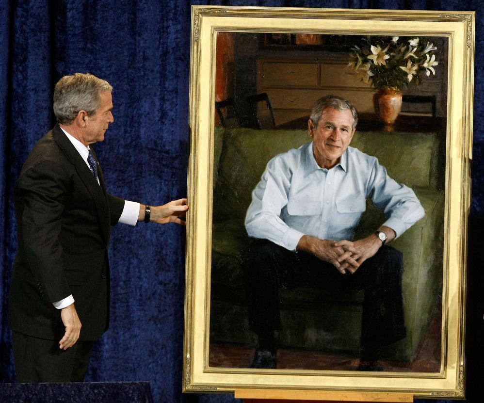 Bush Defends His Legacy In Decision Points Npr
