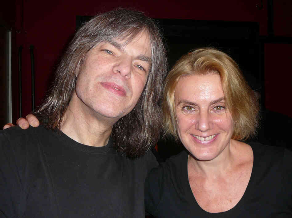 Mike Stern and Anouschka Pearlman
