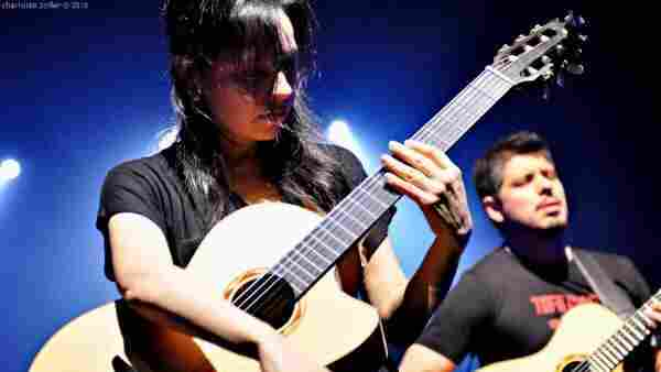 Video: Rodrigo Y Gabriela Live From Dublin