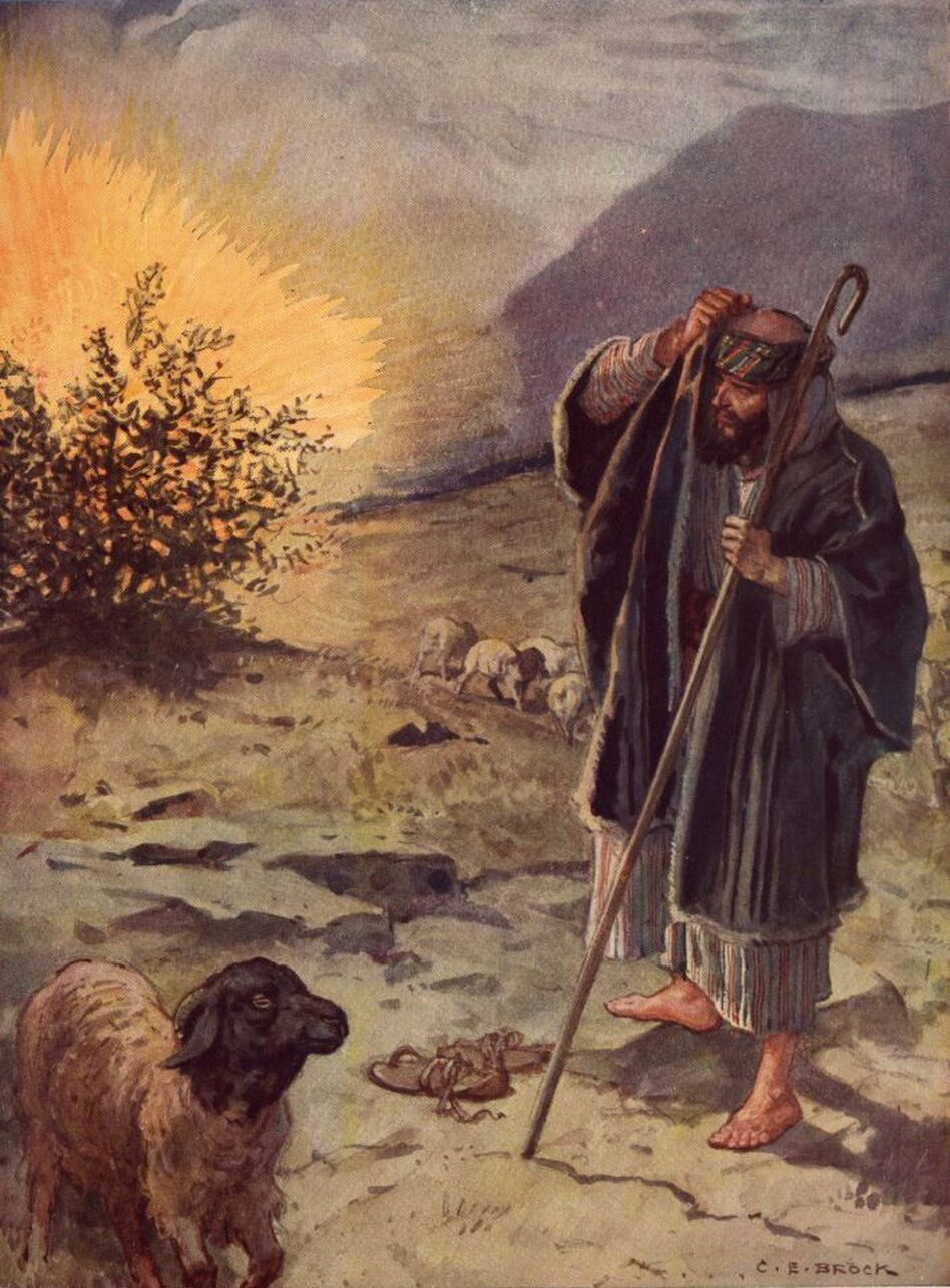 20 best Pictures about Moses images on Pinterest Bible Moses story with pictures