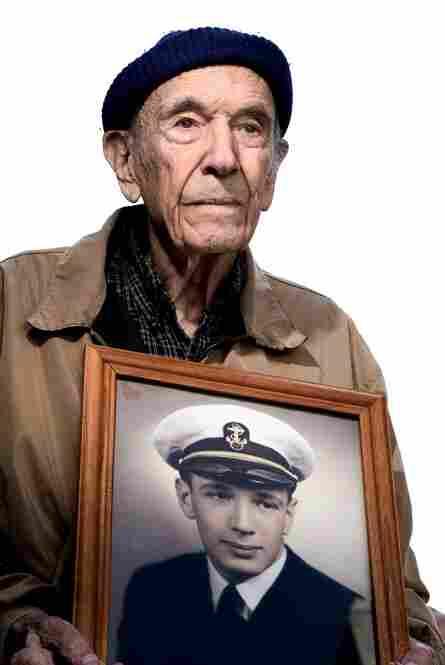 John May, seaman 3rd class, U.S. Navy