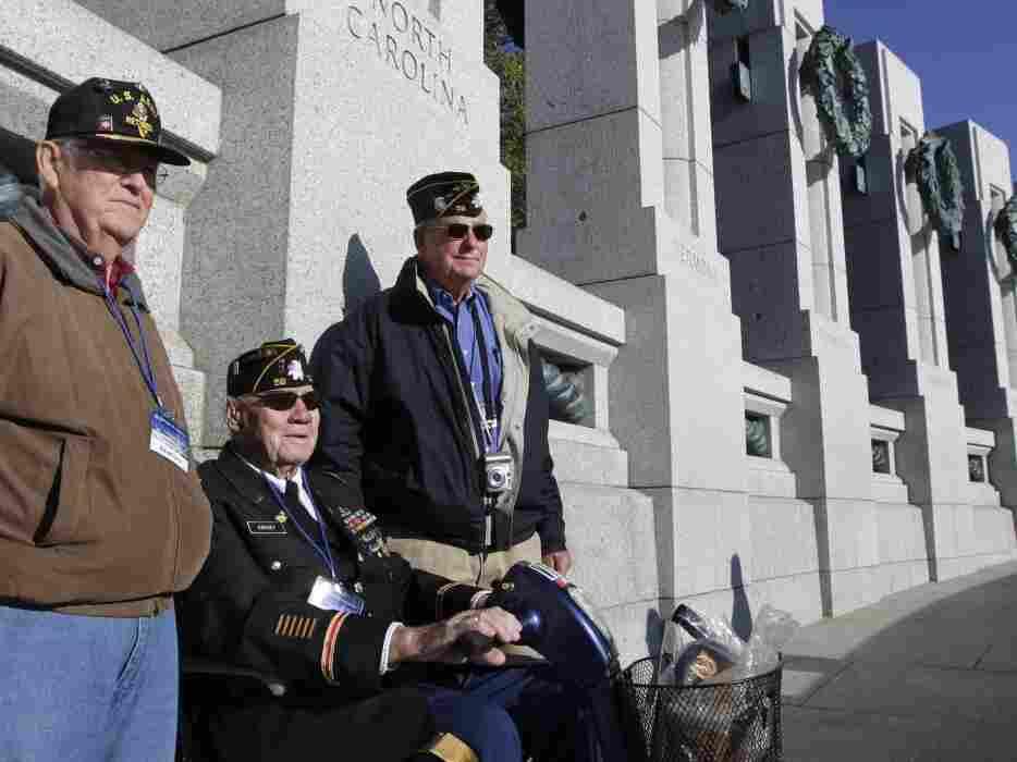 North Carolina veterans