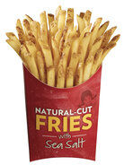 Wendy's new fries