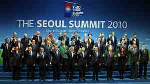 World Leaders Attend G20 Seoul Summit - Day 2