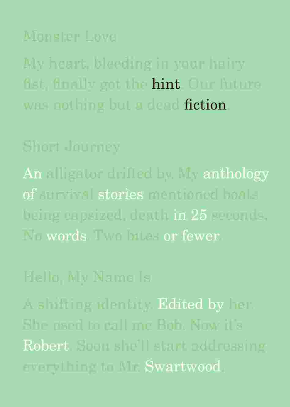'Hint Fiction'