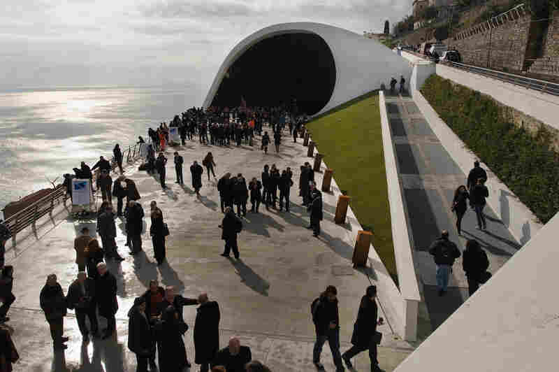 Ravello's Auditorium on Italy's Amalfi Coast was inaugurated on Jan. 29, 2009.