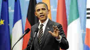 Asia Trip, G-20 Summit Reveal Limits Of U.S. Power
