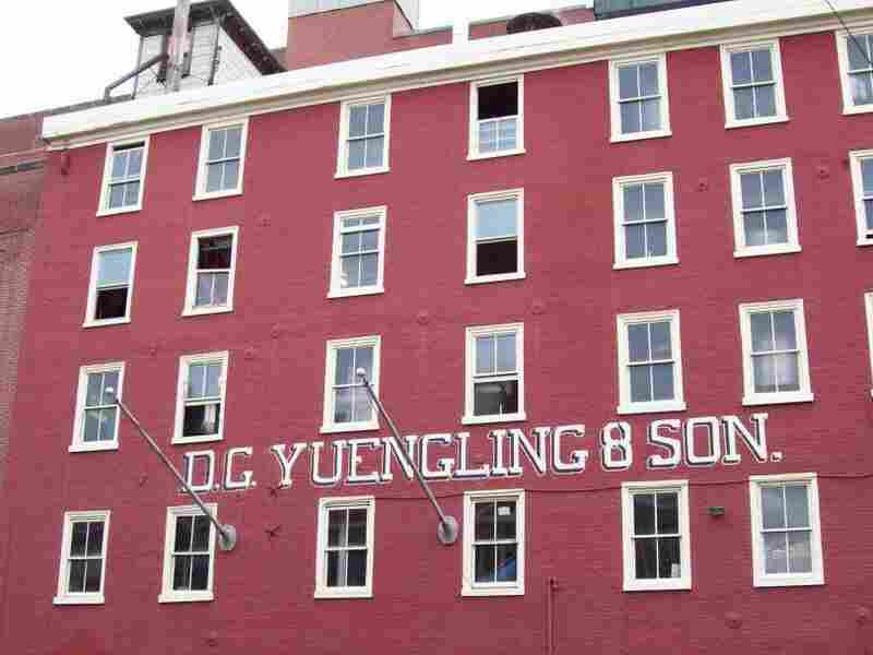 Yuengling's flagship brewery in Pottsville, Pa., dates back to the early 1800s.