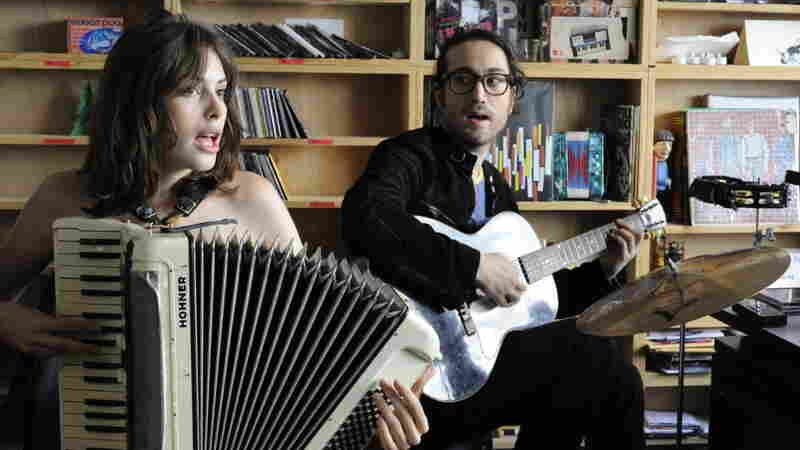 The Ghost Of A Saber Tooth Tiger: Tiny Desk Concert