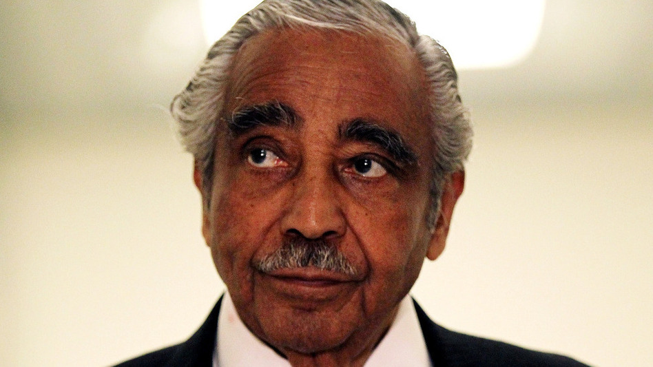 U.S. Rep. Charles Rangel (D-NY) returns to his office after he gave a speech on the House floor August 10, 2010 on Capitol Hill in Washington, DC. Rangel spoke on the ethics charges against him and said he would not resign.  (Photo by Alex Wong/Getty Images)