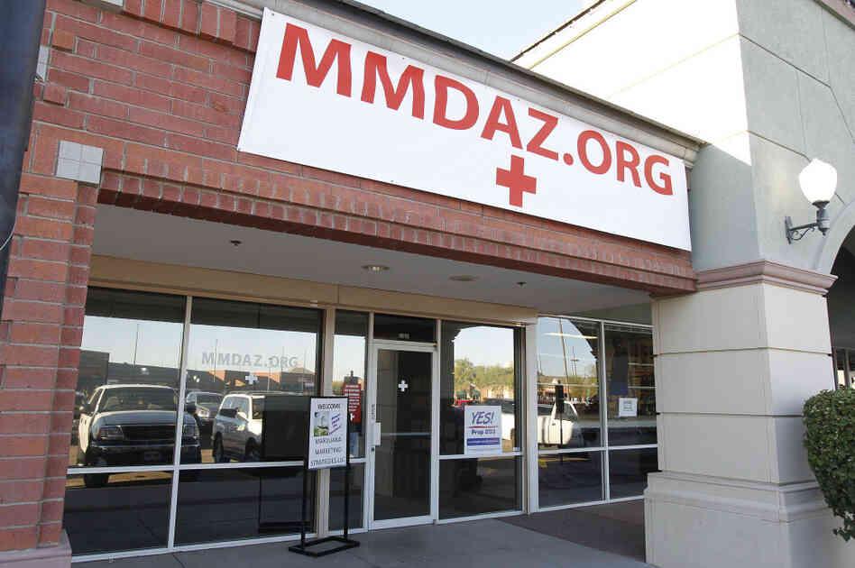 how to become a marijuana dispensary in arizona