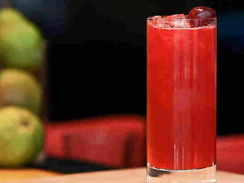 Cranberry Antioxidant Punch
