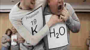 Carbon Goes Wild! Periodic Table X-Rated