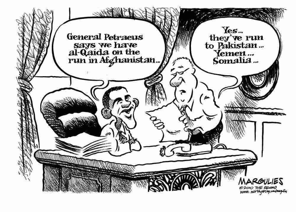Al-Qaeda On TheRun