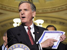 Sen. Judd Gregg (R-NH), one of the leaders of the Senate banking committee, will retire in January.