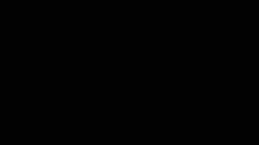 A black rectangle.