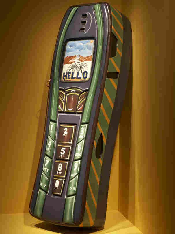 'Nokia coffin'