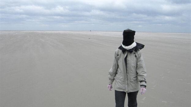Walking Blindfolded