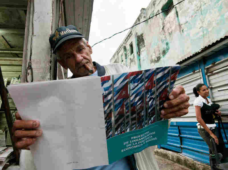 A Cuban reads the Project for Economic a