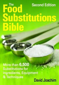 Food Substitutions Bible