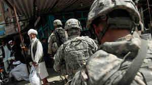 U.S. Army paratroopers operate in Northwest Afghanistan