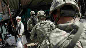 U.S. Army paratroopers operate in Northwest Afghanistan